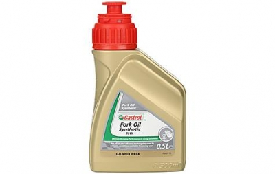 Castrol Synthetic Fork Oil 5W
